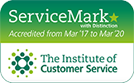 Service Mark - The Institute of Customer Service