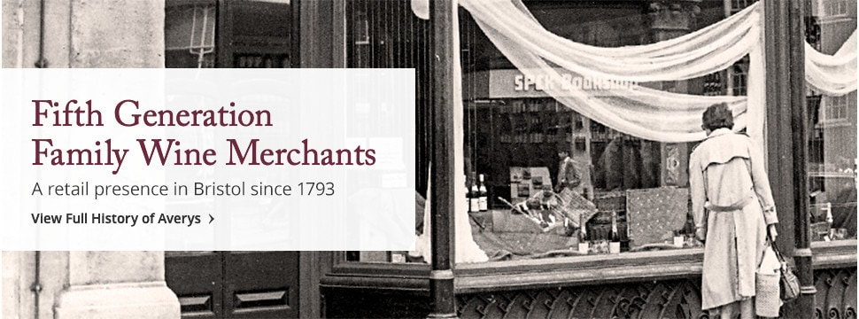 Fifth Generation Family Wine Merchants. A retail presence in Bristol since 1793. View Full History of Averys