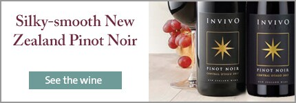 Silky-smooth New Zealand Pinot Noir