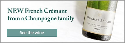NEW French Crémant from a Champagne family