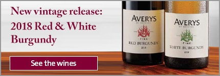 New vintage release: 2018 Red & White Burgundy