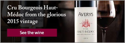 Cru Bourgeois Haut-Médoc from the glorious 2015 vintage