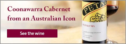 Coonawarra Cabernet from an Australian Icon
