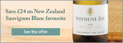 Save £24 on New Zealand Sauvignon Blanc favourite