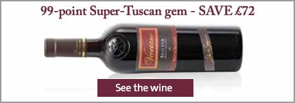 99-point Super-Tuscan gem