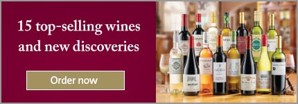 15 top-selling wines and new discoveries