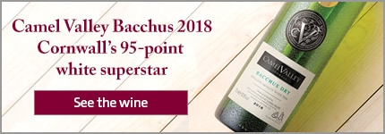 Camel Valley Bacchus 2018