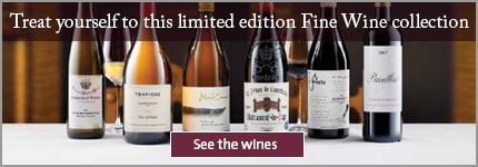 Treat yourself to this limited edition Fine Wine collection