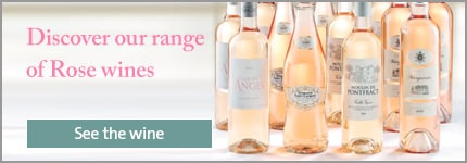 Discover our range of Rose wines