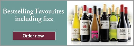 Bestselling Favourites including fizz