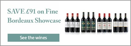 SAVE £91 on Fine Bordeaux Showcase