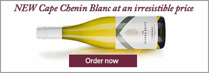 NEW Cape Chenin Blanc at an irresistible price