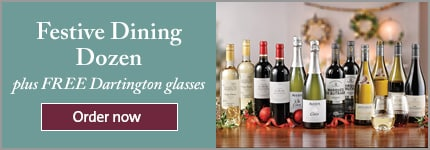 Festive Dining with FREE Glasses. Order now