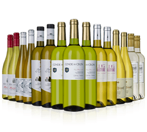 Wine Rack Essentials whites case