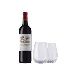 Haut-Medoc and Glasses Gift Set