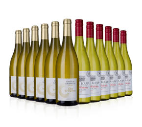 Everyday & luxury Chenin Blanc mix