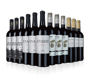 Rioja & Friends Collection