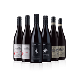 New Zealand Pinots Case