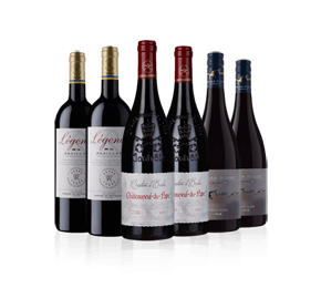 Averys Cellar Collection Reds