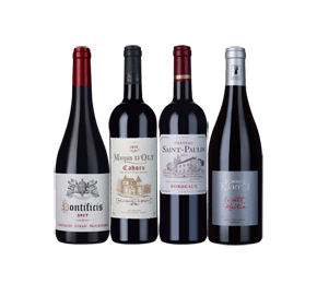 French Reds Taster Case