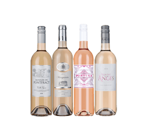 Rosé Top Picks Taster Case