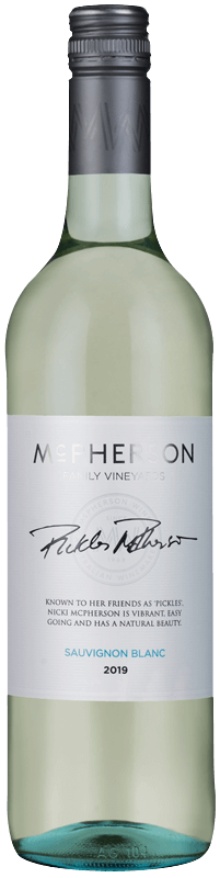 McPherson Family Series Pickles Sauvignon Blanc 2019