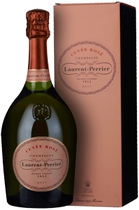 Champagne Laurent-Perrier Cuvée Rosé Brut (in gift box) NV
