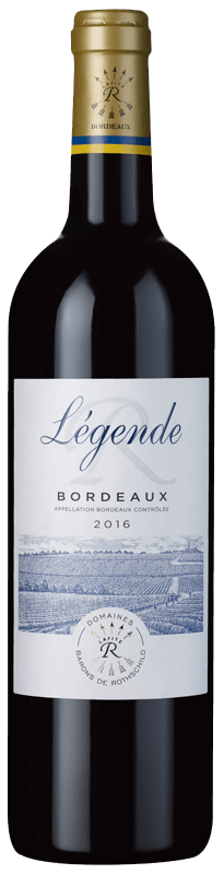 Legende R Bordeaux Rouge 2016