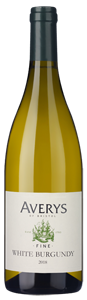 Averys Fine White Burgundy 2018