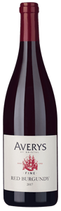 Averys Fine Red Burgundy 2017