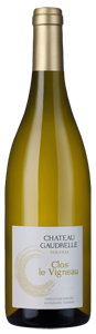 Chateau Gaudrelle Vouvray 2017