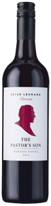 Peter Lehmann The Pastor's Son Shiraz 2015