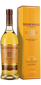 Glenmorangie Original 10-year-old Whisky (70cl in gift box)