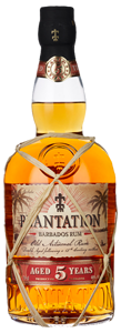 Plantation 5-year-old Barbados Rum (70cl)