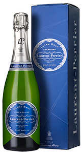 Champagne Laurent-Perrier Ultra Brut (in gift box)