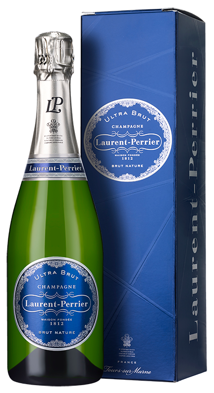 Champagne Laurent-Perrier Ultra Brut (in gift box) NV