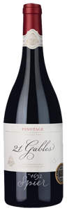 Spier 21 Gables Pinotage 2016