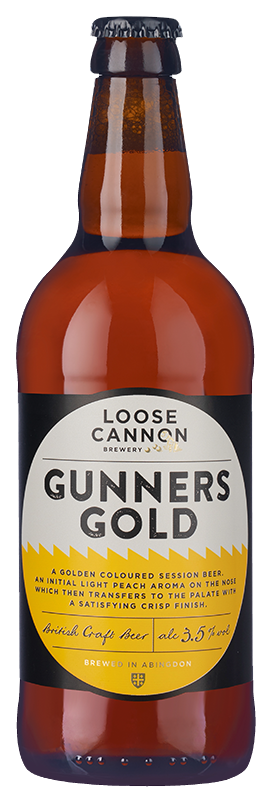 Loose Cannon Gunners Gold (50cl) NV