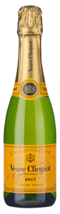 Champagne Veuve Clicquot Yellow Label (half bottle)