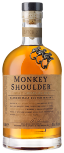 Monkey Shoulder Blended Malt Scotch Whisky (70cl) NV