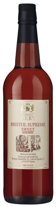 Averys Bristol Supreme Sherry NV