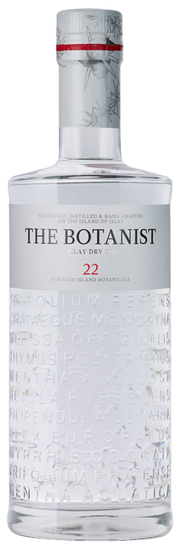 Bruichladdich The Botanist Islay Dry Gin (70cl) NV