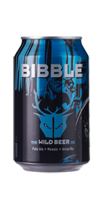 Wild Beer Co Bibble Can (33cl)