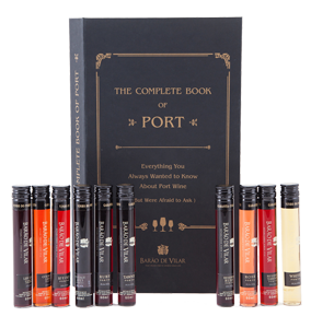 Barão de Vilar Book of Port Gift Set (10 x 6cl)