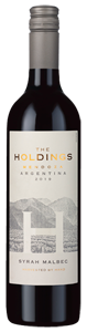 The Holdings Syrah Malbec 2019