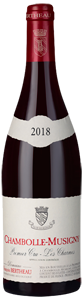 Domaine François Bertheau Chambolle-Musigny 1er Cru Charmes 2018