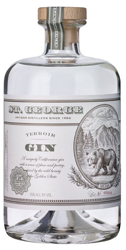 St. George Terroir Gin (70cl) NV