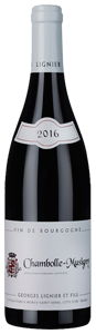 Domaine Lignier Chambolle-Musigny 2016
