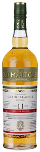 Old Malt Cask Craigellachie 11-year-old Sherry Cask (70cl in gift box) NV