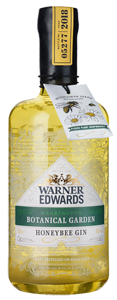 Warner Edwards Honeybee Gin (70cl)